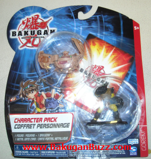Bakugan Character Pack Bakugan Character Packs