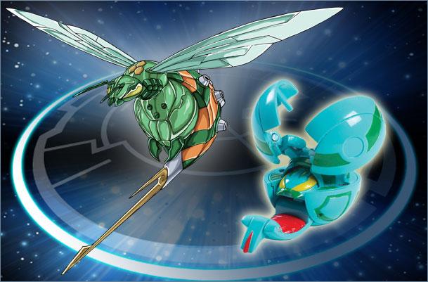 BK CD BeeStriker Bee Striker Bakugan