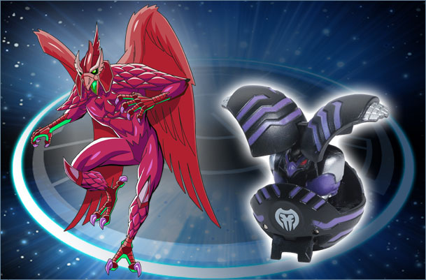 BK CD Falconeer Falconeer Bakugan