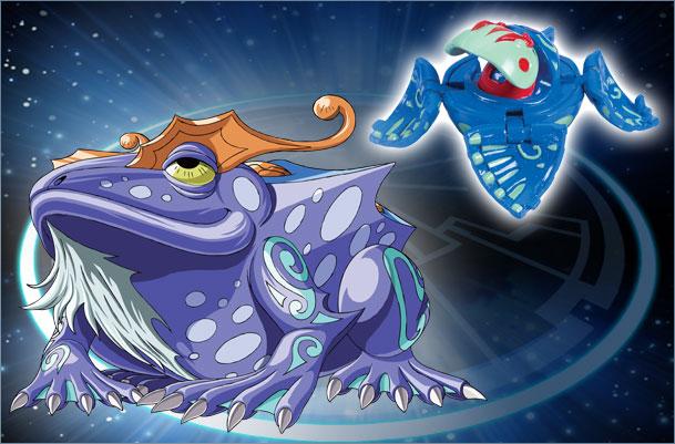 BK CD Frosch Frosch Bakugan