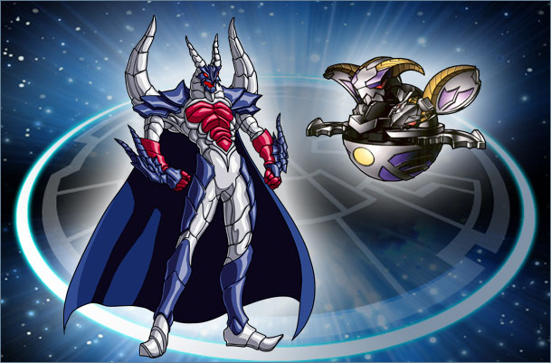 BK CD Percival Percival Bakugan