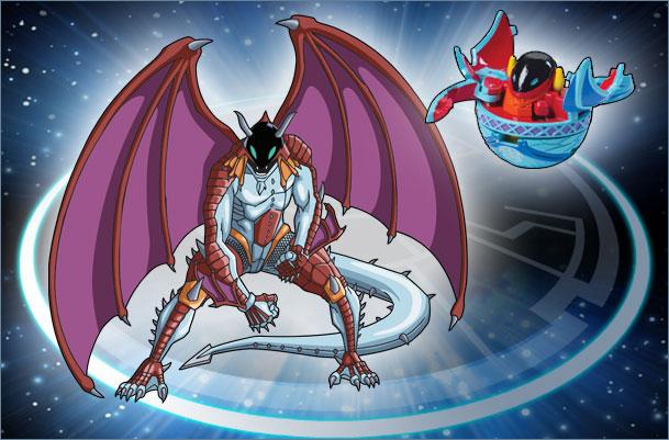 BK CD PreyasDiablo Preyas Diablo Bakugan
