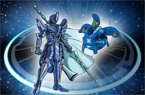 BK CD Siege Siege Bakugan