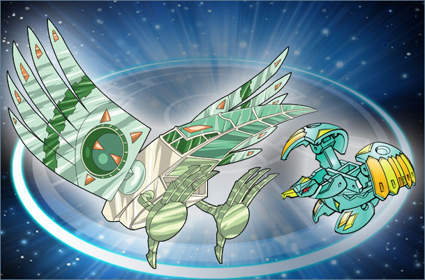 BK CD Wired Wired Bakugan