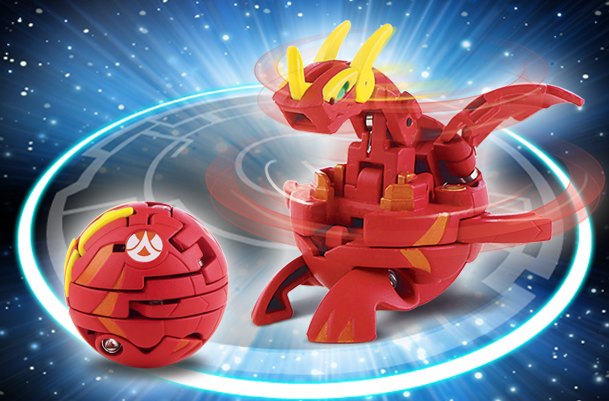 BK SA Neo Dragonoid Vortex Neo Dragonoid Vortex Bakugan