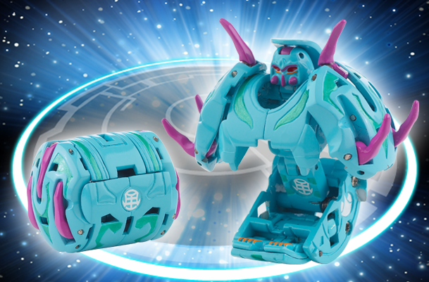 Bakugan Trap Toys