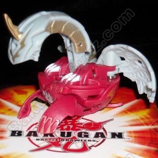 Apollonir   Dual Attribute Haos Pyrus Apollonir Bakugan