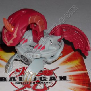 Apollonir   Dual Attribute Pyrus Haos Apollonir Bakugan