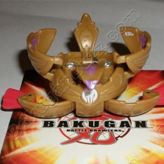 Cosmic Ingram   Darkus Bronze Tin Cosmic Ingram Bakugan
