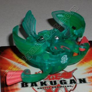 Cosmic Ingram   Translucent Ventus Cosmic Ingram Bakugan