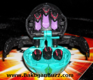 Exedra   Dual Attribute Darkus Ventus Dual Attribute ( Swap ) Bakugan