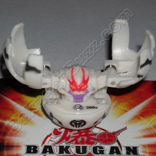 Fear Ripper   Pearl Darkus Fear Ripper Bakugan