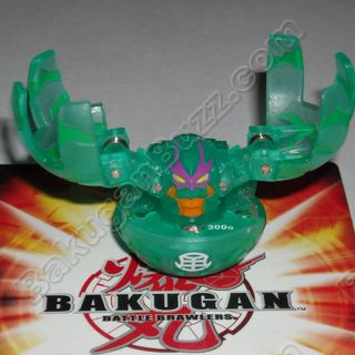 Fear Ripper   Translucent Ventus Fear Ripper Bakugan