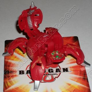 Fencer   Pyrus Fencer Bakugan