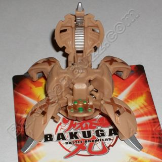 Fencer   Subterra Fencer Bakugan