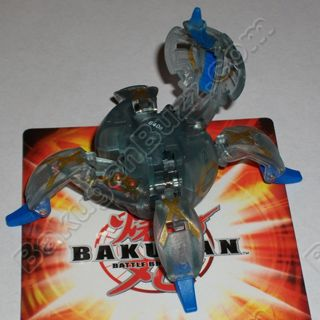 Fencer   Translucent Haos Fencer Bakugan