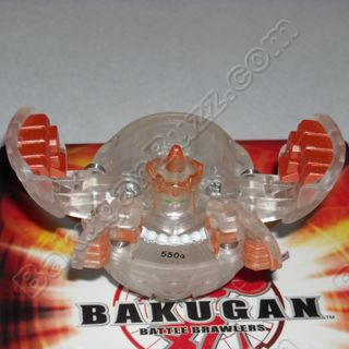 Fortress   Clear Fortress Bakugan