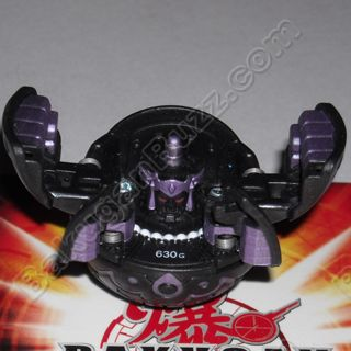 Fortress   Darkus Fortress Bakugan