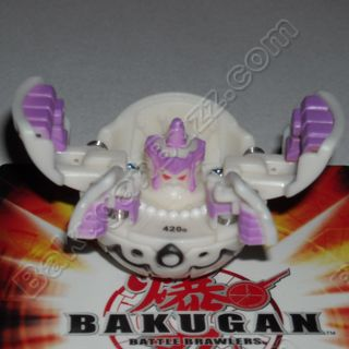 Fortress   Pearl Darkus Fortress Bakugan
