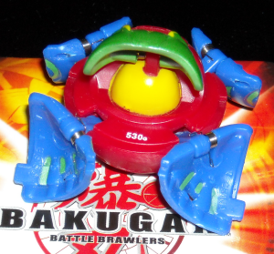 Frosch   Dual Attribute Pyrus Aquos Dual Attribute ( Swap ) Bakugan