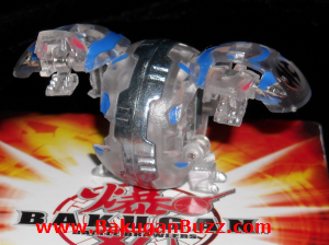 Hydranoid   Clear Aquos Special Attack Dual Hydranoid Bakugan