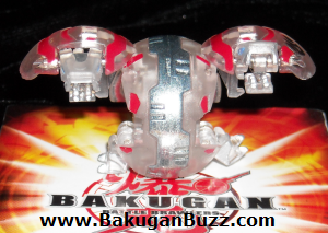 Hydranoid   Clear Pyrus Special Attack Dual Hydranoid Bakugan