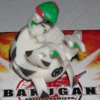 Mantris   Pearl Darkus Mantris Bakugan