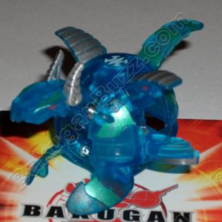 Midnight Percival   Translucent Aquos Midnight Percival Bakugan