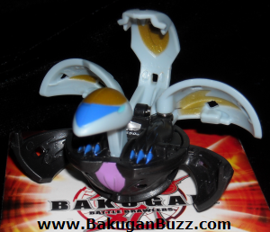 Oberus   Dual Attribute Haos Darkus Dual Attribute ( Swap ) Bakugan
