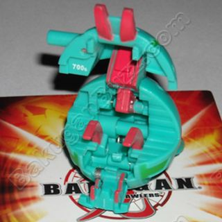ventus SCRAPER NEW Bakugan booster Pack