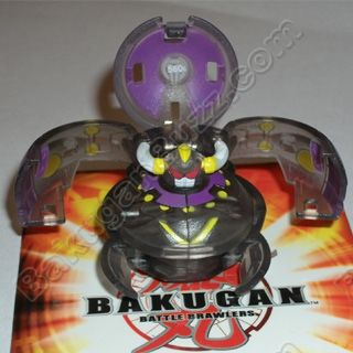 Shadow Vulcan   Translucent Darkus Shadow Vulcan Bakugan