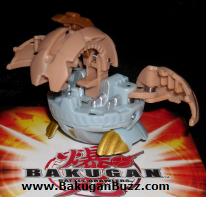 Ultimate Dragonoid Naga   Dual Attribute Haos Subterra Dual Attribute ( Swap ) Bakugan