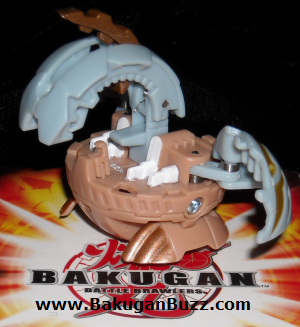 Ultimate Dragonoid Naga   Dual Attribute Subterra Haos Dual Attribute ( Swap ) Bakugan