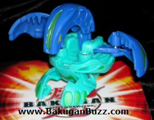 Wavern   Dual Attribute Aquos Ventus Dual Attribute ( Swap ) Bakugan