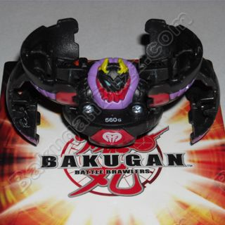 Wilda   Darkus Wilda Bakugan