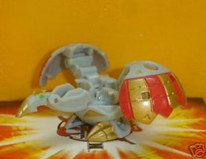 Wired Bakugan