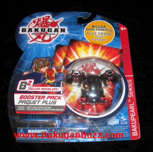 Bakupearl Booster Hydranoid   darkus Bakugan Booster Packs