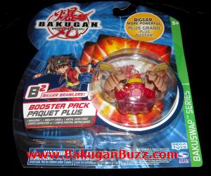 Bakugan BoosterPack Vulcan BO-07 Sega
