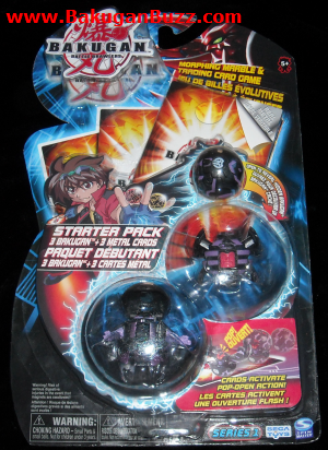 Series 1 Starter Pack Bakugan Series