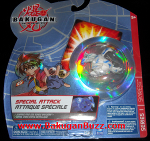 Skyress   aquos special attack jumping Bakugan Special Attack Booster Packs