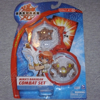 Target Exclusive Combat Set Packs