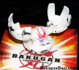 pearl fear ripper Bakugan Attributes/Colors