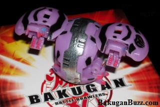 reverse color darkus hydranoid Bakugan Attributes/Colors