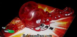 translucent pyrus centipoid Bakugan Attributes/Colors