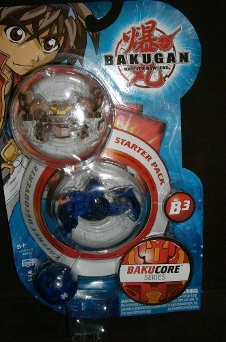 BakuCore StarterPack Bakugan BakuCore Packs