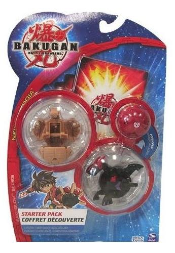 BakuGlow StarterPack Bakugan BakuGlow Packs