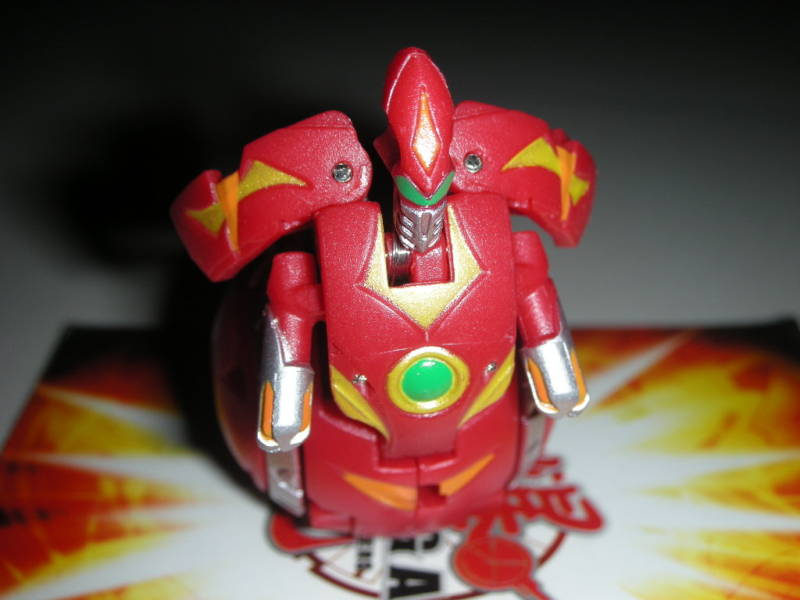 SE Splight Pyrus Splight Bakugan