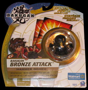 Bronze Attack Hammer Gorem 295x300 Bronze Attack Bakugan