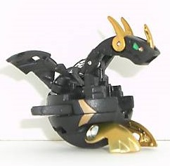 bronze Neo Dragonoid Bronze Attack Bakugan
