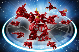 Maxus Dragonoid 300x197 Top 10 Selling Bakugan – December 2010